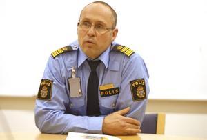 Pär Langer, operativ chef.