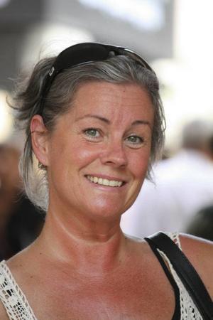 Monica Hallquist är den blivande utbildningschefen i Ljusdal.