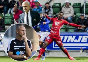 Monday Samuel berättar om att det var Jose Mourinho som tog honom från Nigeria till Benfica.