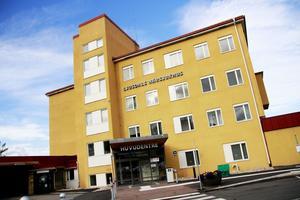 Ljusdals närsjukhus och hälsocentral.