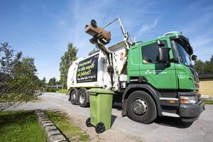 Matavfallet som Gästrike återvinnare samlar in skickas till dotterbolaget Gästrike ekogas där det förvandlas till fordonsgas och ekogödsel.