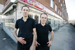Har nyss öppnat. Ilan, tv, och Nalin Kurt driver Engelbrekts kvarterskrog.