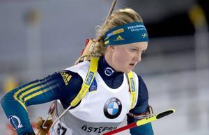 Mona Brorsson är nybliven Europamästarinna i skidskytte och kanske den blivande stjärna som sporten nu skriker efter. Hon tänker ge järnet över OS 2018.