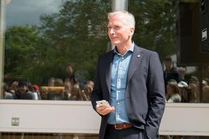 Håkan Sjöstrand, generalsekreterare i Svenska Fotbollsförbundet.