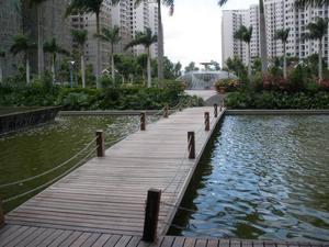 LÄGENHETS-KOMPLEX. På kinesiska ön Hainan har Gävlebon Per Schönnings köpt sig en lägenhet. Han är ensam utlänning och lär sig kinesiska.