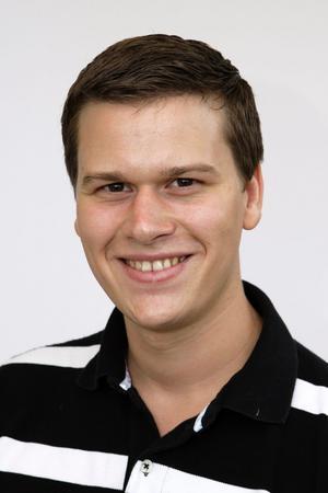 Niclas Dahl, informatör på Älgskadefondsföreningen.