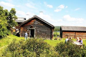 Karlsgården i Järvsö är Hälsinglands äldsta visningsgård.