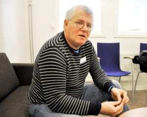 Anders Jansson (M), ordförande i Omvårdnadsnämnden.