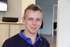 Johan Sigfridsson, vd Helsingenet Ovanåker.