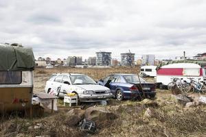 De utsatta EU-medborgarna måste lämna lägret på Gävle strand inom två veckor.