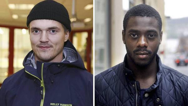 Marcus Högström och Edwin Hedberg känner sig inte helt nöjda med sina insatser i förra veckans träningslandskamper på hemmaplan. I helgen får de förnyat förtroende i Tyskland.