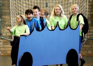 Musikal. Kulturskolans elever har jobbat hela läsåret med barnmusikalen Flugturen som sattes upp i Ljusnarshallen.