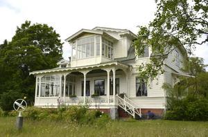 Villa Solbacken.