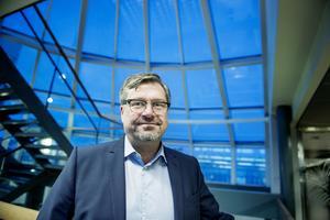 Arbetsförmedlingens generaldirektör Mikael Sjöberg.