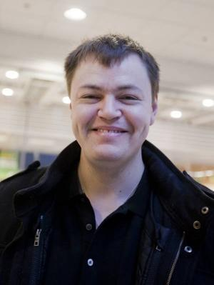 Peter Liljeberg, 29 år, It-tekniker, Gävle: – Nej då är det ju inte julklappar längre.