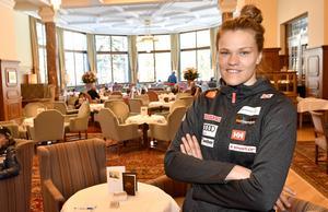 Anna Swenn Larsson redo för sitt tredje VM.