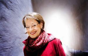 Gudrun Schyman besöker Strömsunds kommun i maj.