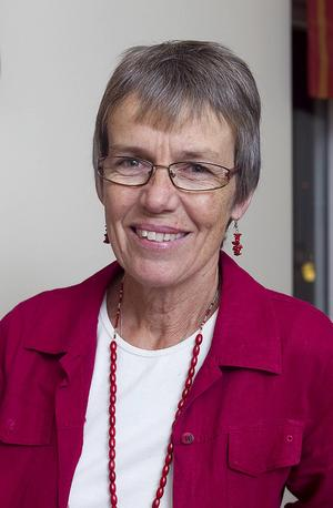Regionpolitikern Margareta Sidenvall (KD) kalla Kristdemokraternas nya flyktingpolitik för