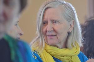 Inspiratör. Annika Reuter, själv inspiratör, tycker att det är toppen att Tursam ordnar fyra idé- och inspirationsträffar som 20-årsfirande.