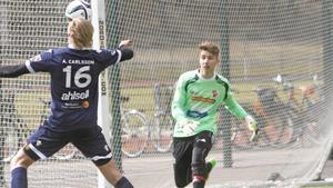 Emil Pettersson har en bondig aura.