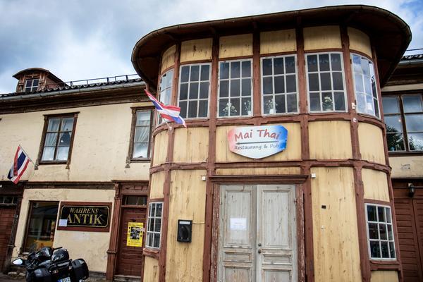 Mai Thai Restaurang & Pub i Norberg öppnade i december 2014.