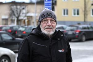 Bruno Westin, Kramfors:– Det blir nog något tv-spel till ungarna.