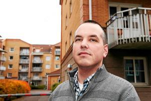 Marcus Kjellin är efter omständigheterna nöjd med förlikningsuppgörelsen med Krylbostäder.