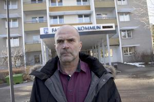 Dyr avgång. NVK:s förbundschef Harold Nilsson tvingades sluta, vilket kritiseras av Fagerstas tidigare kommunalråd Stig Henriksson.Foto: Foto: Robin Högberg/arkiv