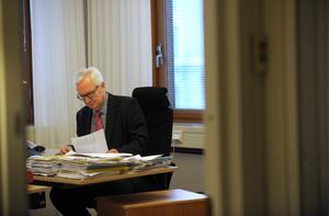 Toivo Heinsoo, landstingsdirektör.
