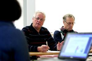 Lars Kullberg, god man sedan ett år, har ett stort engagemang i sitt uppdrag. - Jag var intresserad av att hjälpa till och man känner att man behövs, säger han.