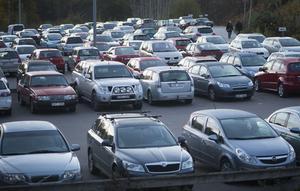 Totalt är 217 023 bilar i Dalarnas län registrerade i vägtrafikregistret.