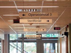Skribenten har bara lovord att ge dagkirurgin på Gävle sjukhus.