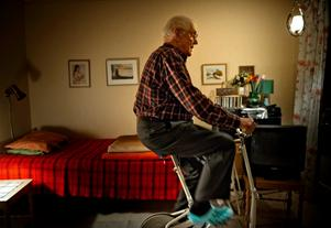 Magnus Elf, 91 år.