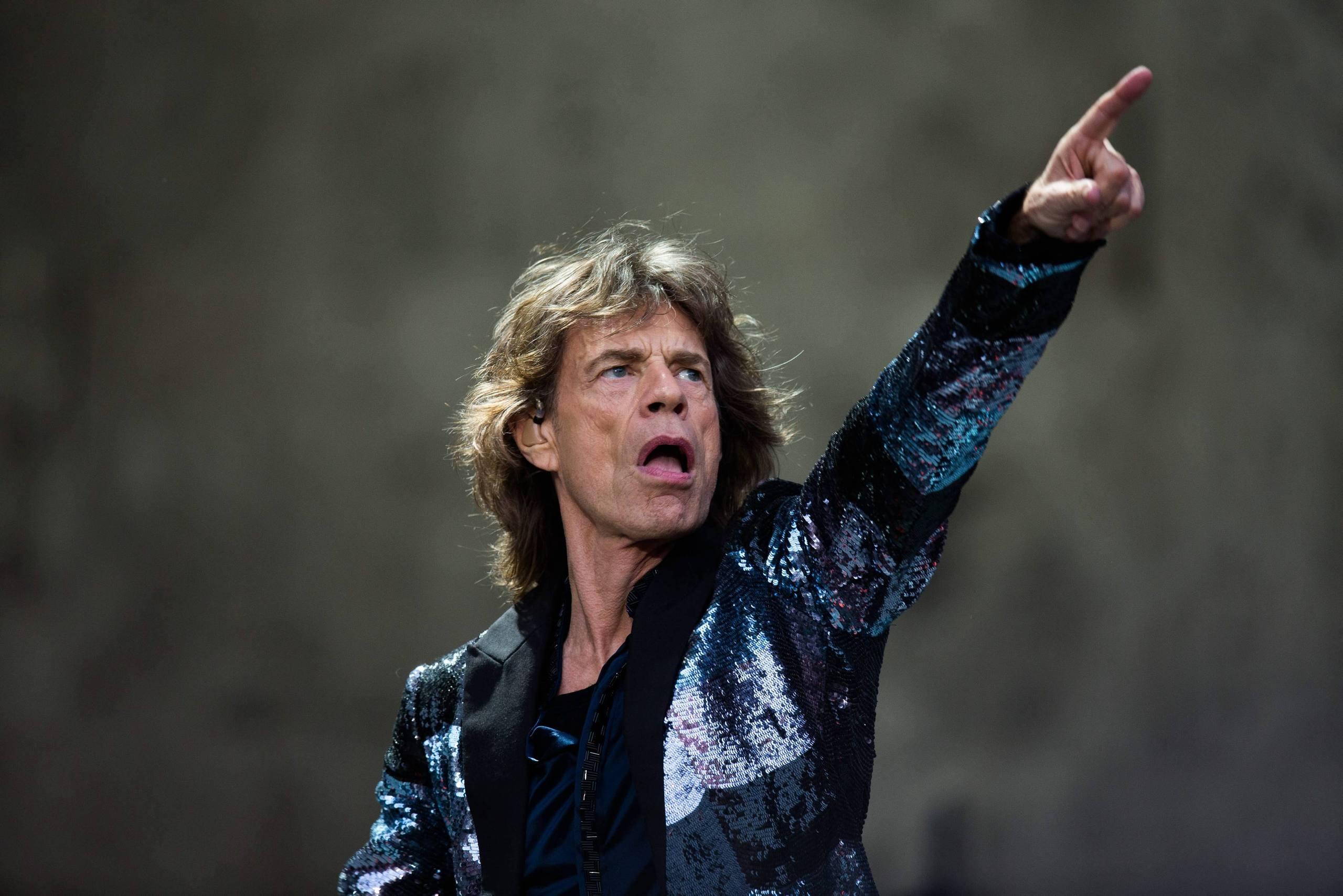 Jagger utskalld