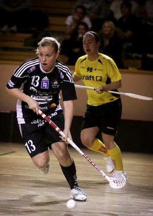 Johanna Ragnarsson. Foto: Mikael Stenkvist