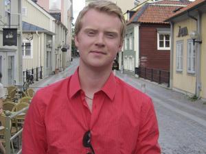 Mikael Sandmark - veckans 20-åring.