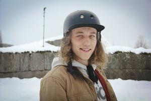 De Spelar In Skidfilm Med Galna Trick I Ljusdal Har Varit Extremt Bra