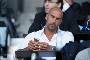 Daniel Majstorovic har varit sportchef i AEK Athen i åtta månader.