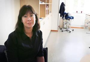 Veronica Haase är teamchef på boendet Björkebo i Östersund.