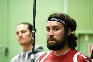 Adam Persson – en skäggig vinnare.