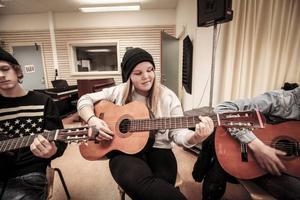 Musikintresserade Johanna Pålsson kan tänka sig att läsa Estetiska programmet till hösten.