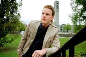 Fredrik Stenman.