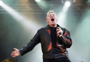 I Can Jive och annan rock 'n roll kan avnjutas med Jerry Williams i Järvsö i sommar.