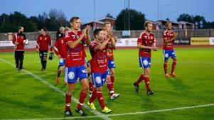BKV Norrtälje tackar för den här gången i Svenska cupen. Laget stod för en riktigt bra insats mot allsvenska Örebro men det blev förlust 0-3.