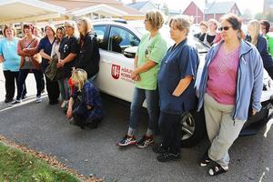 Redan förra året protesterade hemtjänstpersonalen i Sveg mot dålig arbetsmiljö. Kommunens åtgärder räcker inte, enligt dem och nu vänder sig deras huvudskyddsombud till Arbetsmiljöverket.