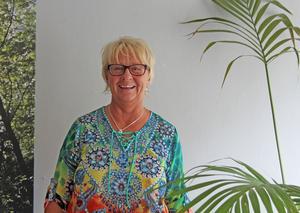 Inga-Lill Nilsson berättar att behovet av anhörigstöd är stort.