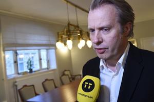Eirik Stubø, vd och konstnärlig ledare för Dramaten.