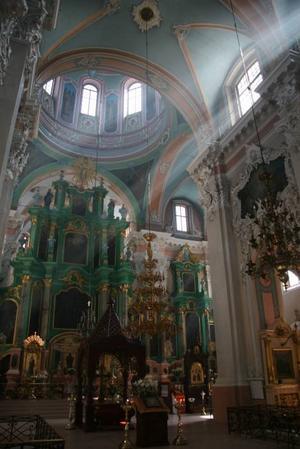 Det är lätt att tro på mirakel i rysk-ortodoxa, Den Helige Andens Kyrka. Foto: Mikael Persson