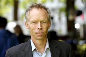 Klimatforskaren Joakim Rockström är ganska pessimistisk. Foto: TT