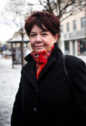 Anna-Maria Olofsson:– Jag är inte insatt, men jag är emot rent spontant.